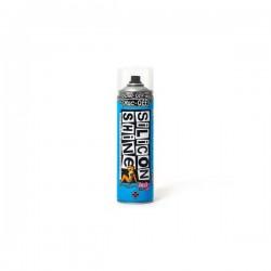 Sprej za zaščito Muc-Off Silicone shine 500 ml